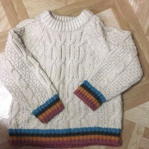 Zara boy sweater 3-4